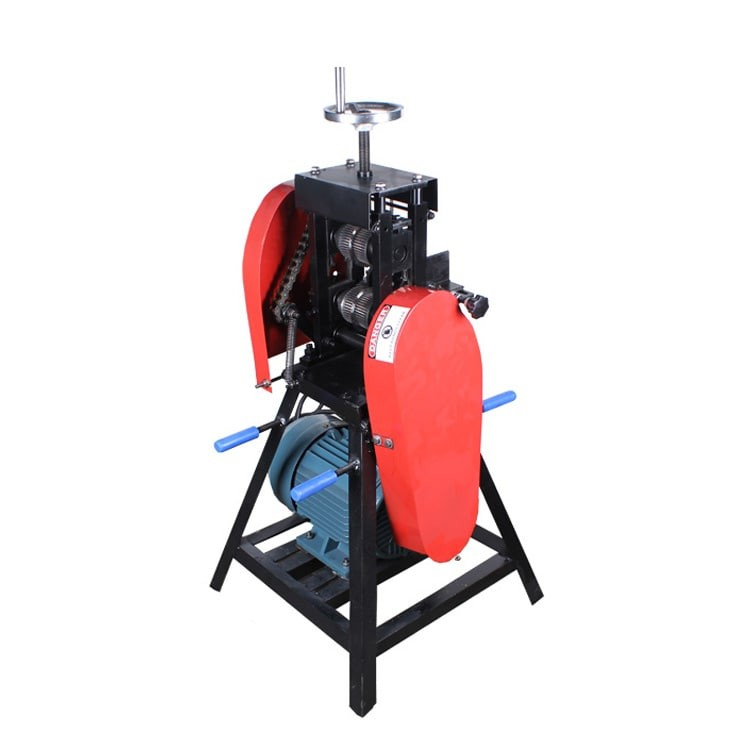 V-120 wire stripping machine
